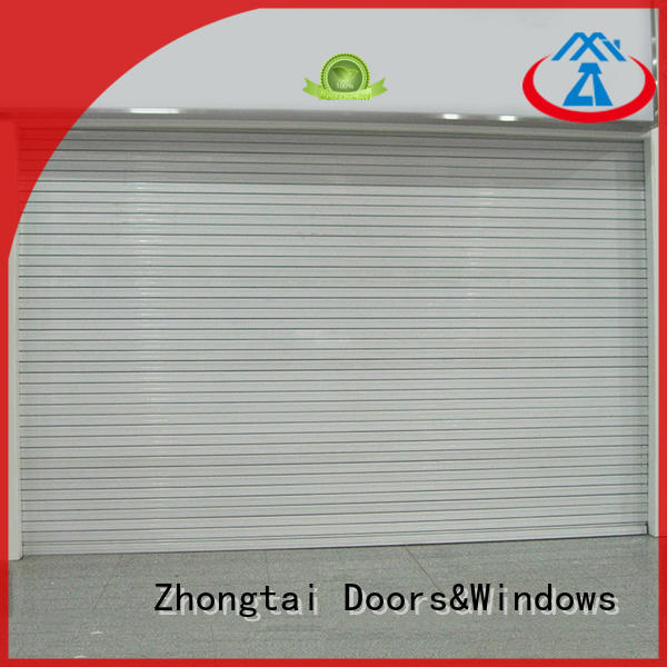Zhongtai Latest fire safety door manufacturers for shopping malls