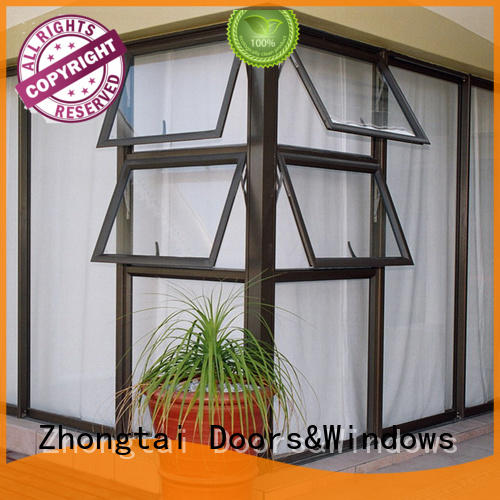 New aluminium window durable suppliers for house