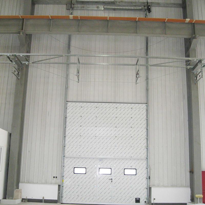 Customize Aluminium Industrial Rolling Door