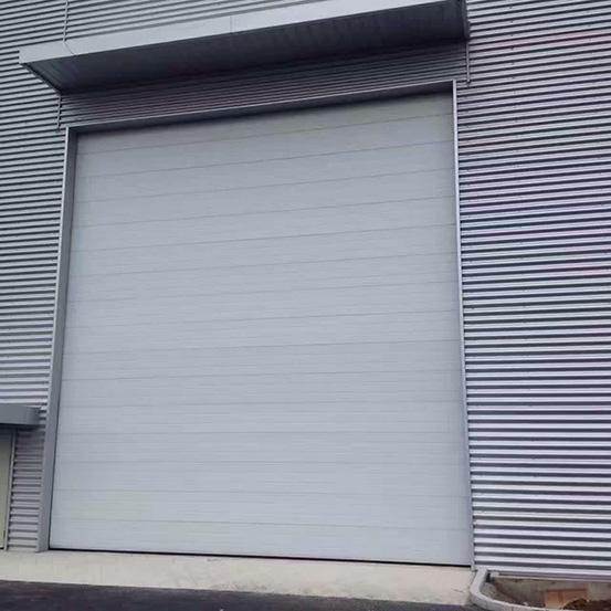 Zhongtai-Best Top Quality Automatic Industrial Rolling Door Manufacture- Zhongtai-2