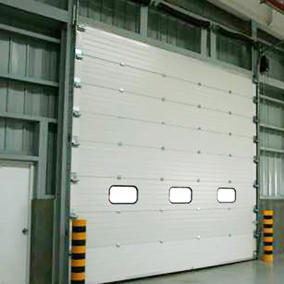 Zhongtai-Best Top Quality Automatic Industrial Rolling Door Manufacture- Zhongtai-1