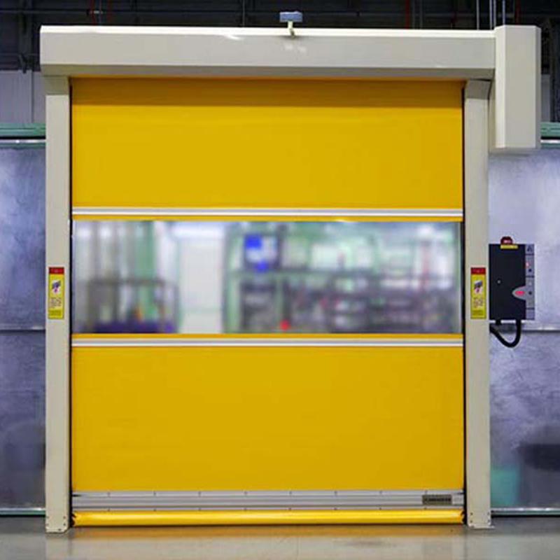 Zhongtai-Automatic High Speed Pvc Roller Door | High Speed Doors Company-3