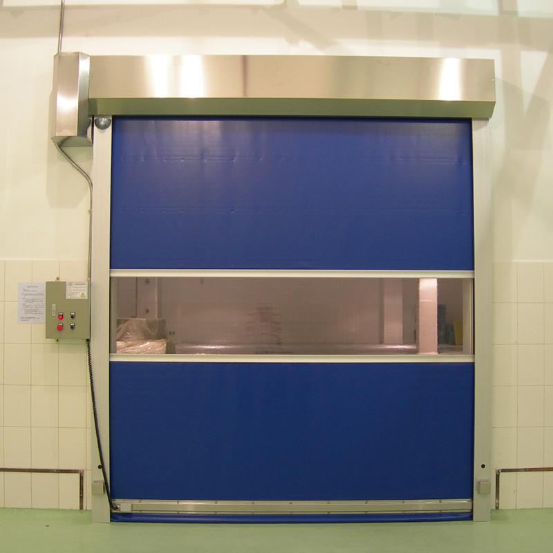 Zhongtai-Automatic High Speed Pvc Roller Door | High Speed Doors Company-7
