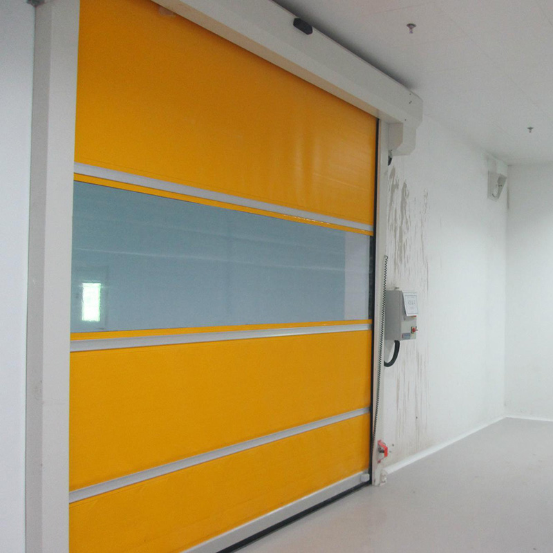 Zhongtai-High Speed Shutter Door Fast Rapid Rolling Door | Roller Shutter-2