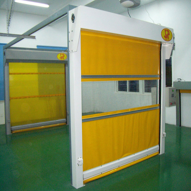 Zhongtai-Professional High Speed Doors High Speed Doors Manufacturers Manufacture-1