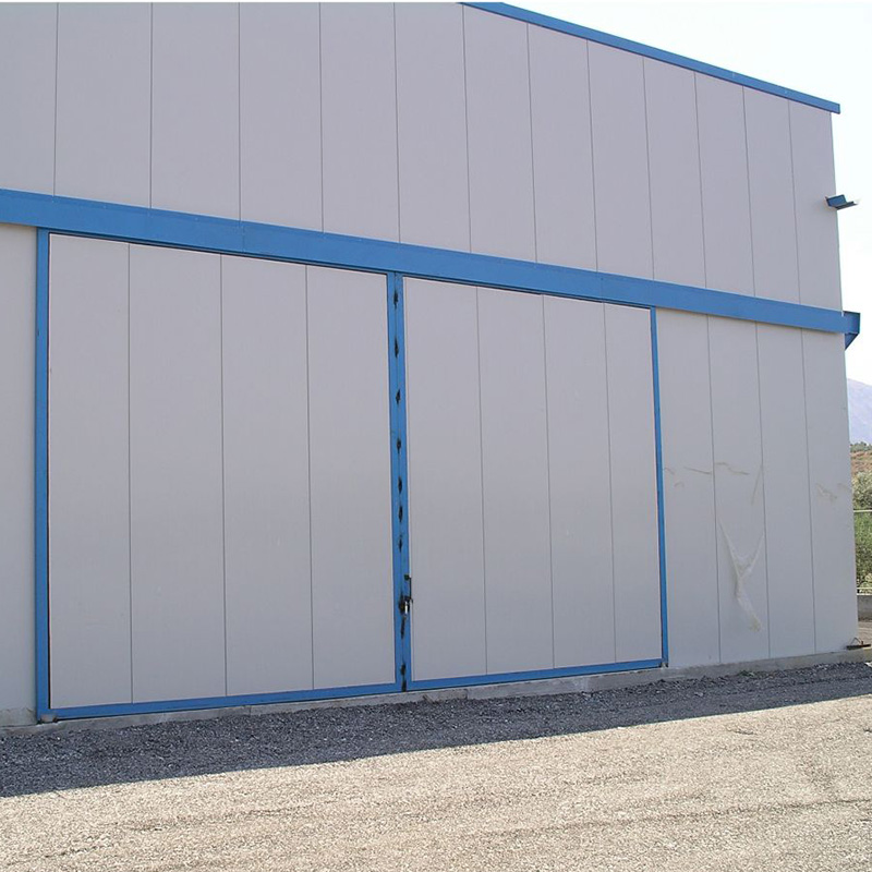 Zhongtai-Find Manufacture About Light Weight Aluminum Industrial Sliding Door-2