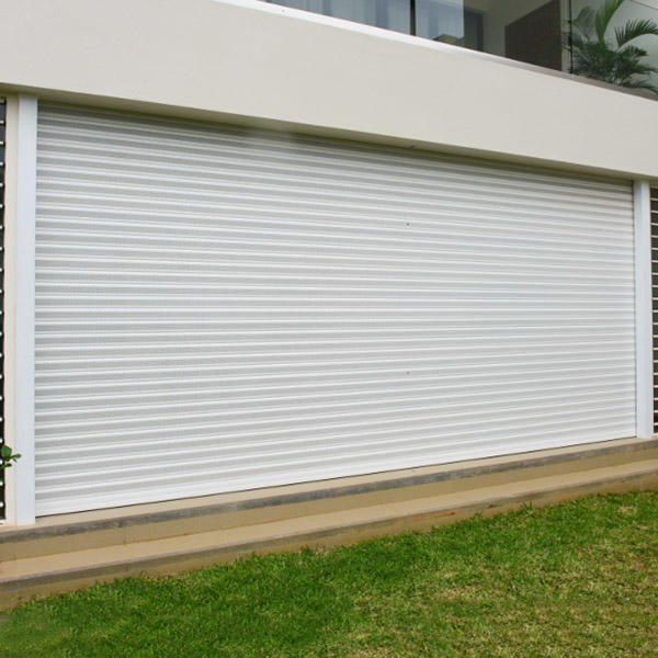 Customize safe and durable aluminum rolling door