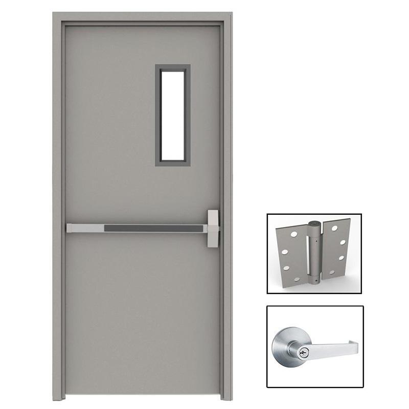 Emergency Exit Fire-rated Security Door