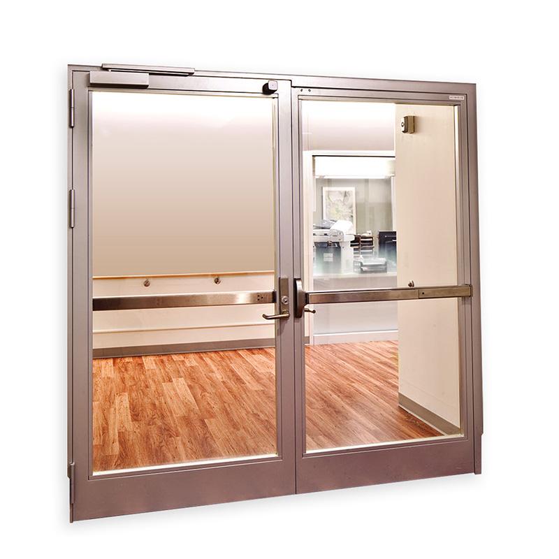 Zhongtai-International Standard Steel Fireproof Window-1