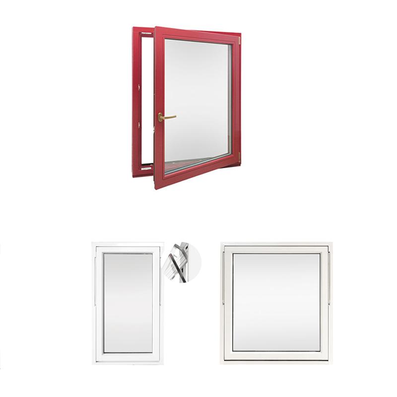 Zhongtai-International Standard Steel Fireproof Window