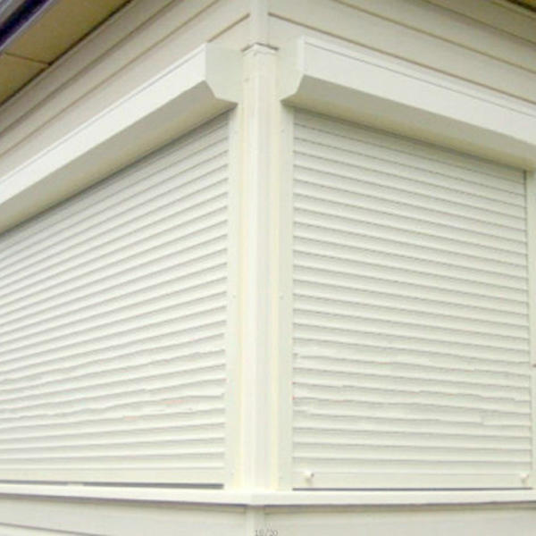 Thermal Insulation Aluminium Shutter Door and Window