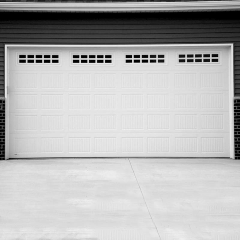 High Quality Aluminium Garage Door