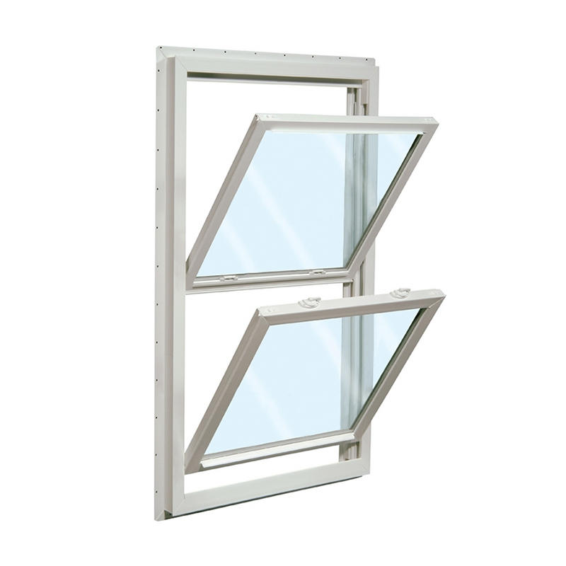 Durable and Security Single/Double Aluminum Hung Window