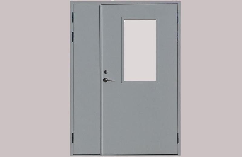Zhongtai-Emergency Exit Fire-rated Security Door | Fireproof Door
