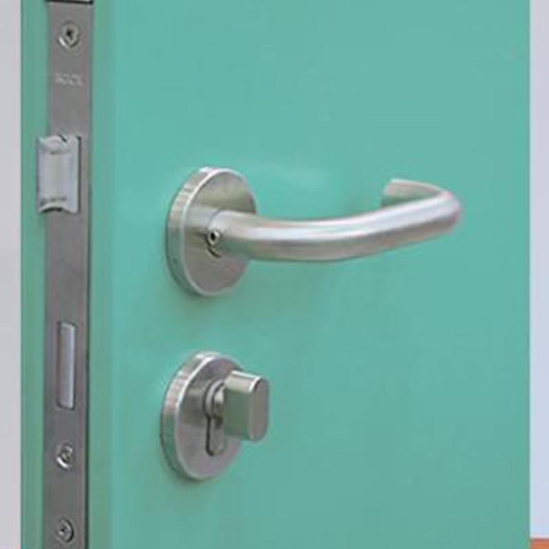 Zhongtai-High-quality Fire Resistant Door | Fire-rated Commercial Emergency Door-3