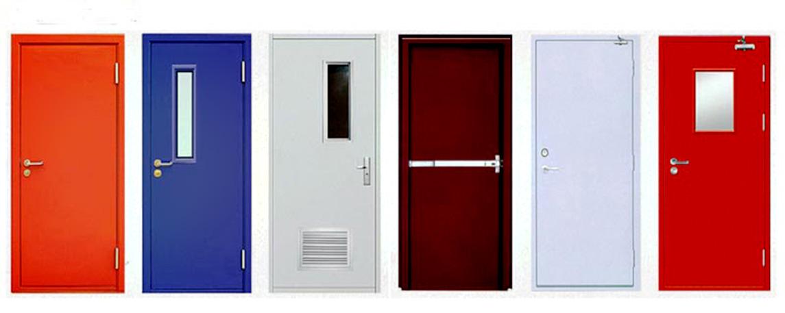 Zhongtai-High-quality Fire Resistant Door | Fire-rated Commercial Emergency Door-7