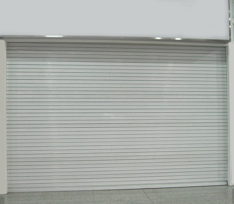 Zhongtai-High-quality Composite Steel Fireproof Shutter Door | Fireproof Shutter