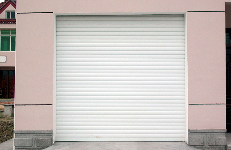 Zhongtai-Professional Thermal Insulation Aluminium Shutter Door - Zhongtai