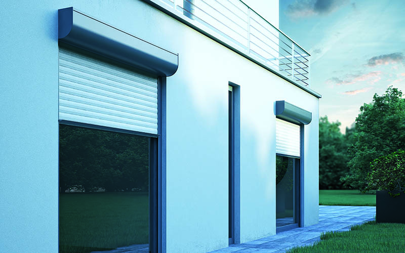 Zhongtai-Find Manufacture About Hollow Aluminium Rolling Shutter Door- Zhongtai