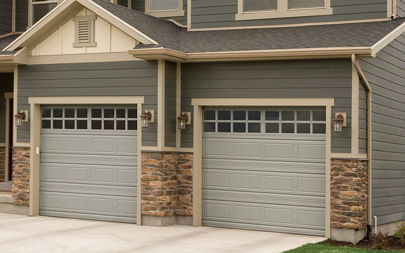 Zhongtai-High Quality Aluminium Garage Door | Best Sectional Garage- Zhongtai