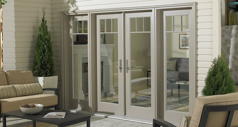 Zhongtai-Manufacturer Of Aluminium Bifold Doors Prices Beautiful Appearance Double
