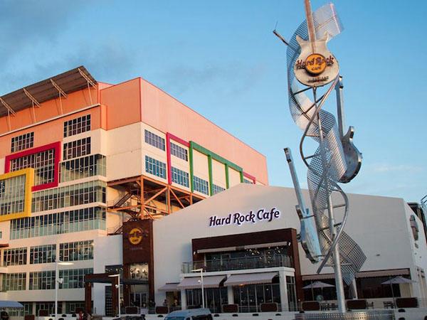 Itecc Mall-Laos Project