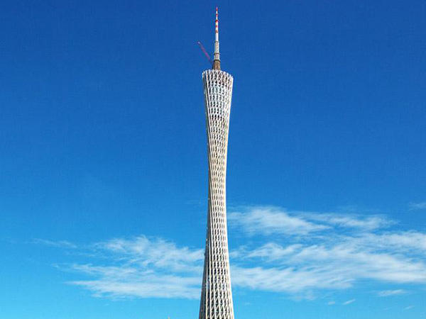 CantonTower-China Project