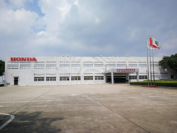 Honda Automobile Project