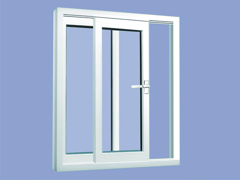 Zhongtai-Horizontal Aluminum Sliding Casement Window - Zhongtai