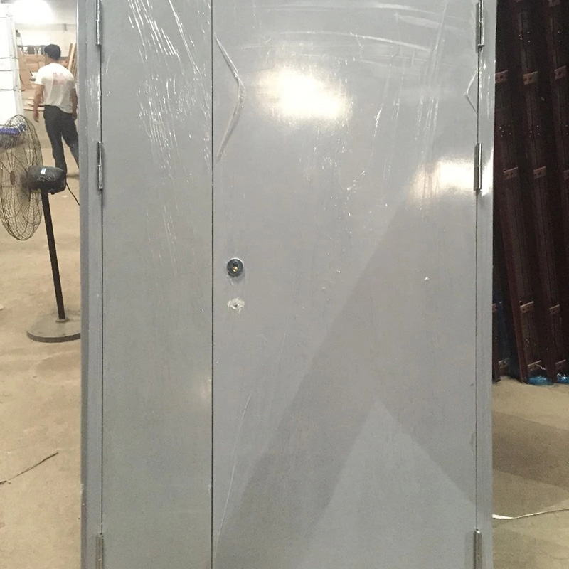 Zhongtai-Find Manufacture About Fire-rated Commercial Steel Emergency Door-4
