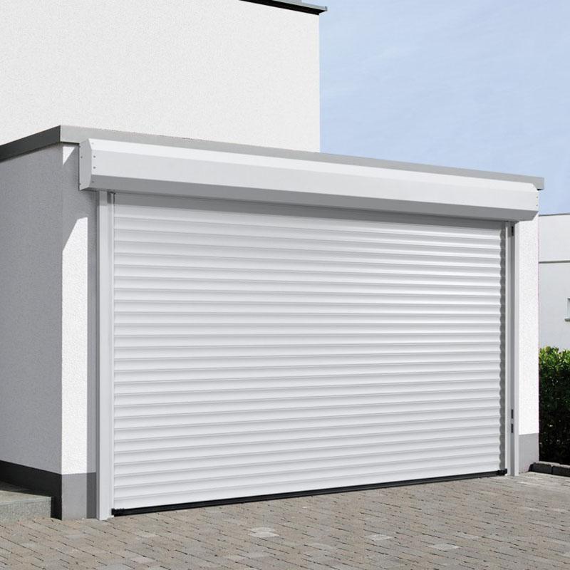 Zhongtai-Best Fancy Commercial Thermal Insulation Shutter Door - Zhongtai-2