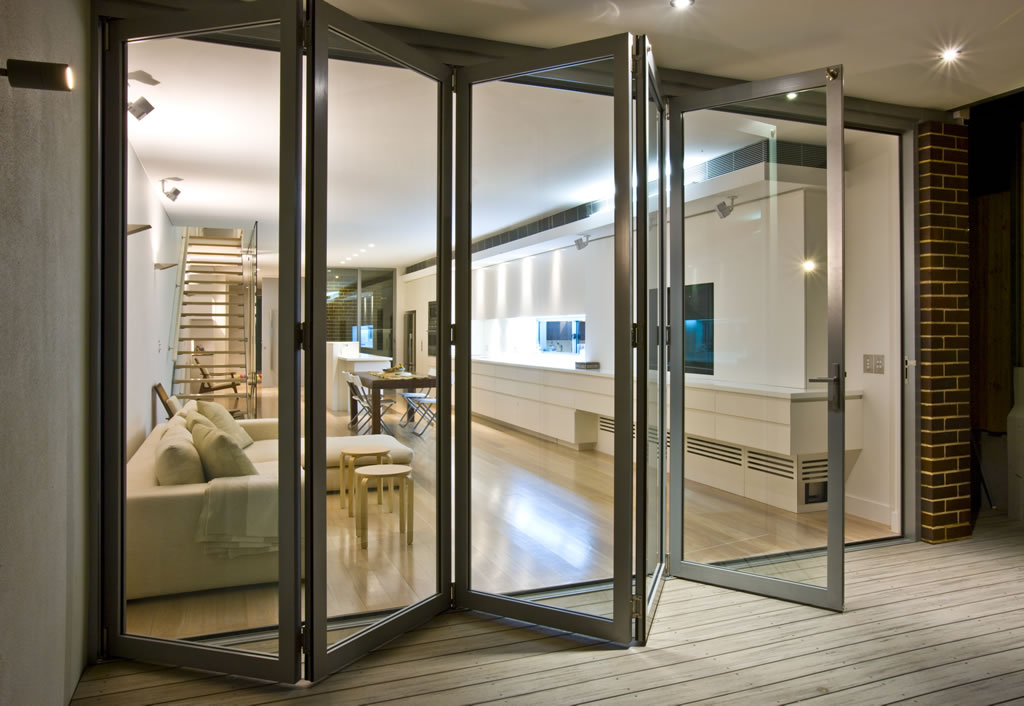 Zhongtai-Professional Custom Aluminum Frame Folding Sliding Door Supplier-1