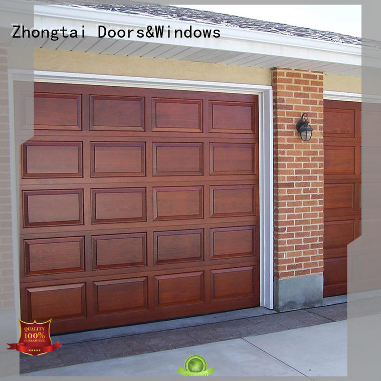 Wholesale roll up garage doors durability manufacturers for house
