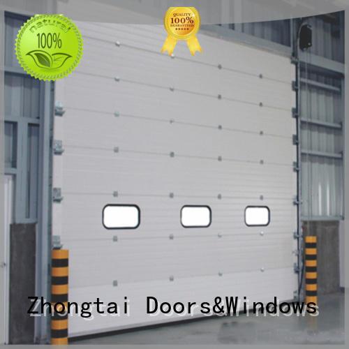 Zhongtai customize industrial roller shutter doors suppliers for logistics center