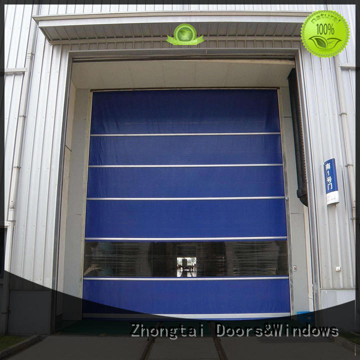 high quality speed door quality suppliers for factory