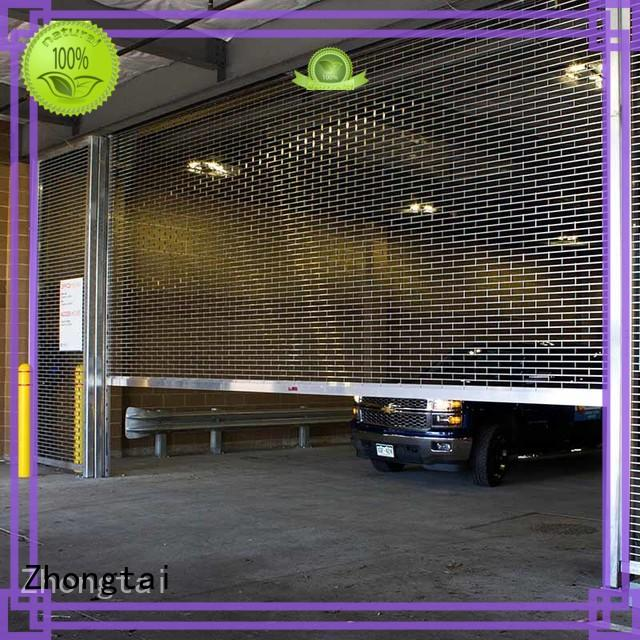 Zhongtai professional roll down security door wholesale for shop