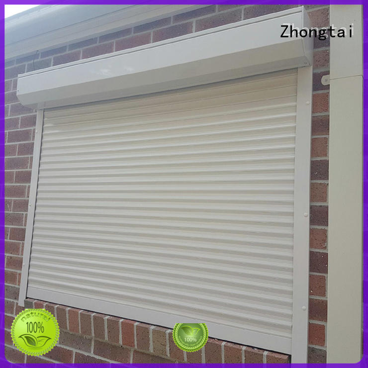 Zhongtai High-quality best insulated garage doors for business for shop