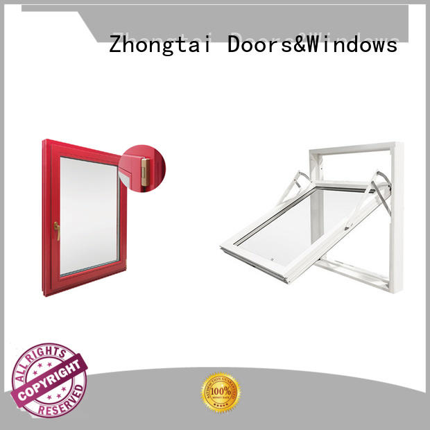 steel fire rated windows cost durable Zhongtai company