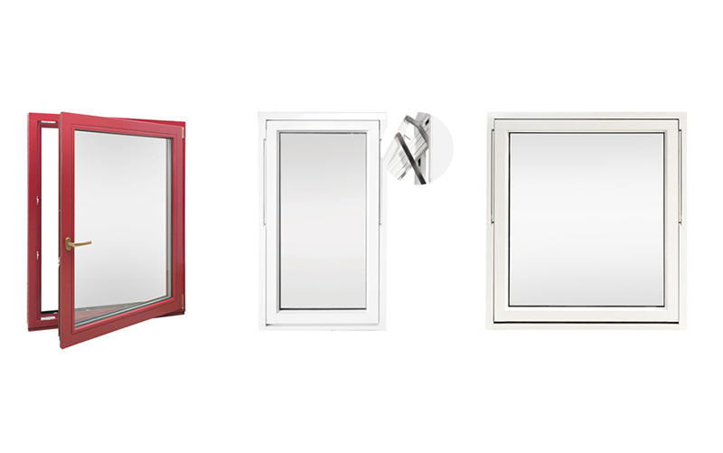 Zhongtai safety fire rated windows company for building-1
