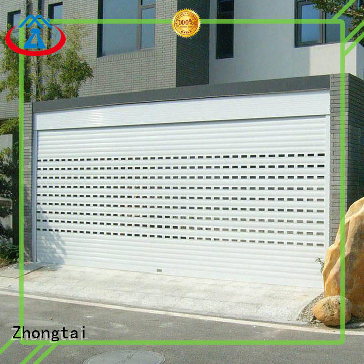 Zhongtai High-quality aluminium roller factory for house