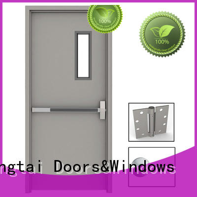 Zhongtai Wholesale fire resistant door manufacturers for hospital