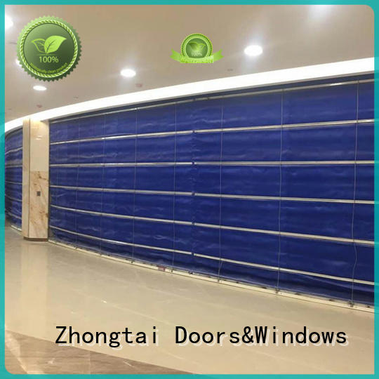 Best fire safety door fabric suppliers for hypermarkets