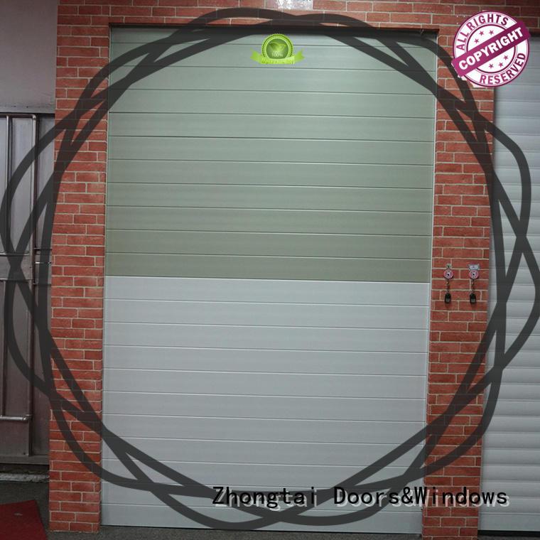 anti-hurricane hurricane doors rolling supply for warehouse