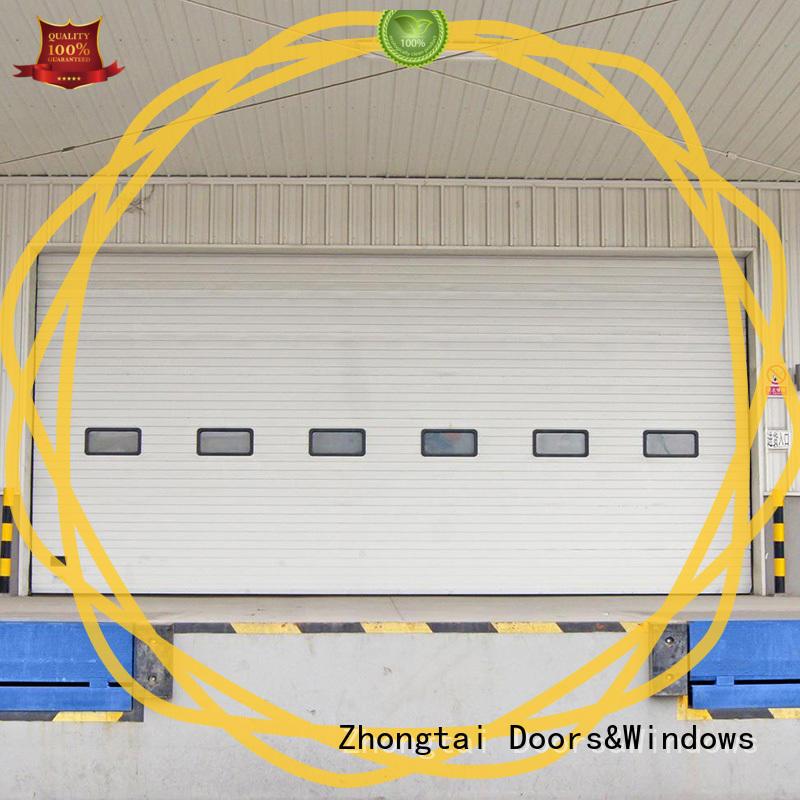 Zhongtai door industrial door company for business for logistics center