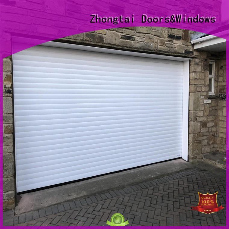 Zhongtai classical metal shutters suppliers for warehouse