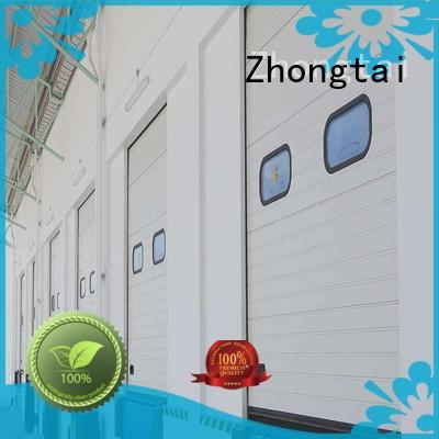 New industrial garage doors automatic supply for factory