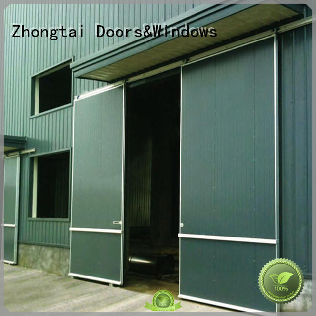 New industrial roller doors customized manufacturers for warehouse