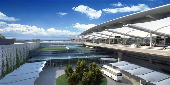 Baiyun Airport T2 Terminal Project