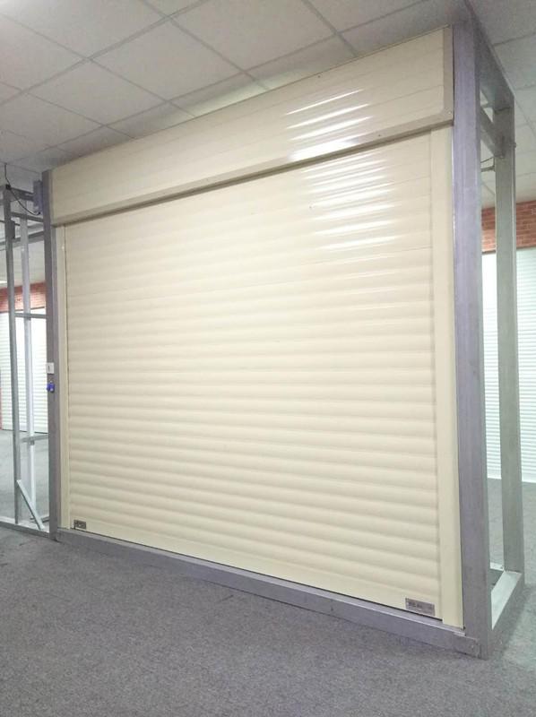 Bank Shutter Door