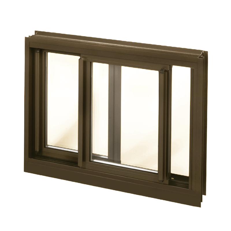 Zhongtai-Thermal Insulation Horizontal Large Aluminum Sliding Window | Aluminium